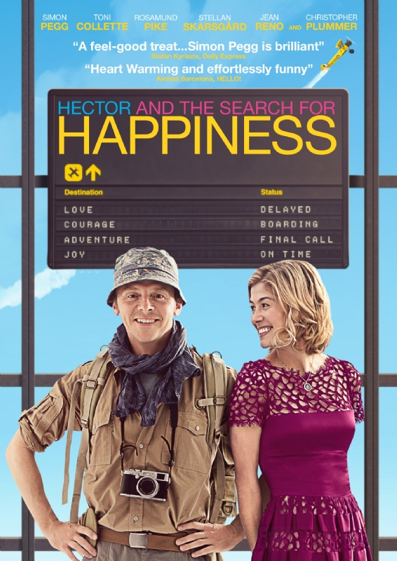 Film Friday: Hector and the Search for Happiness