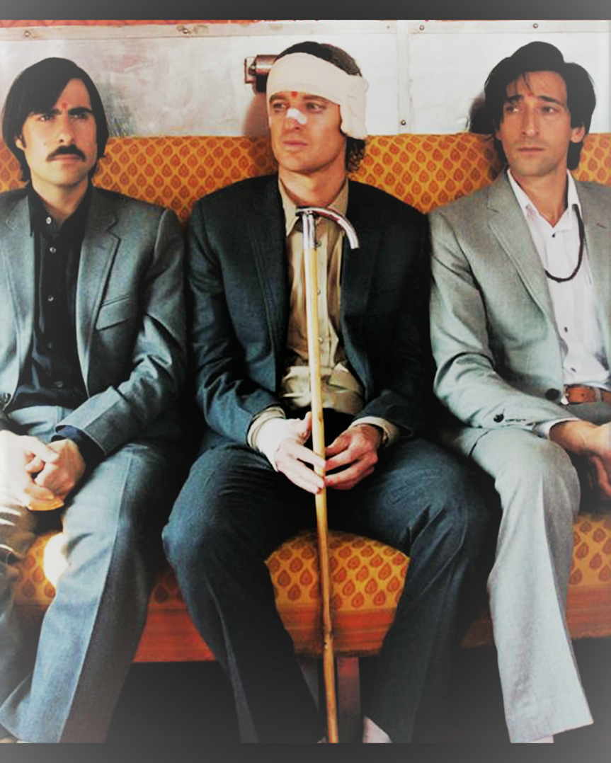 FILM FRIDAY: The Darjeeling Limited