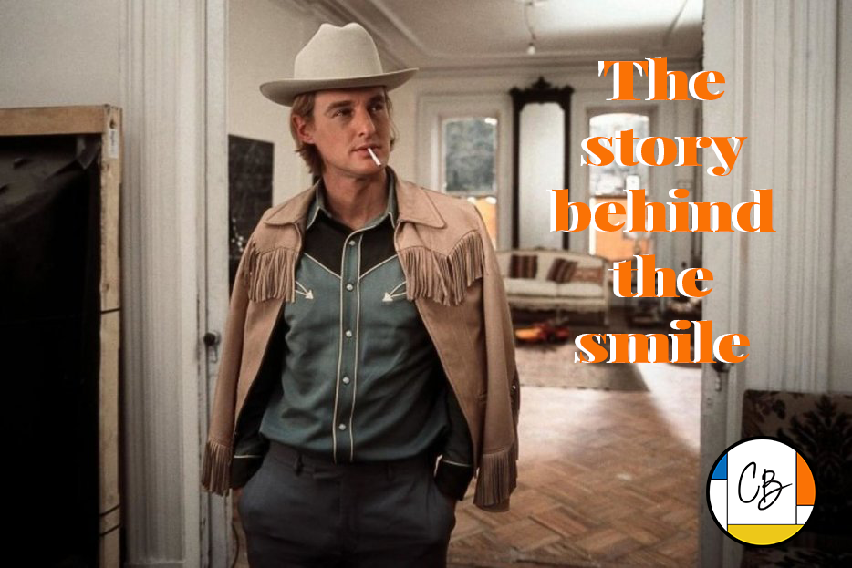 The Pain Behind The Smiles: Owen Wilson