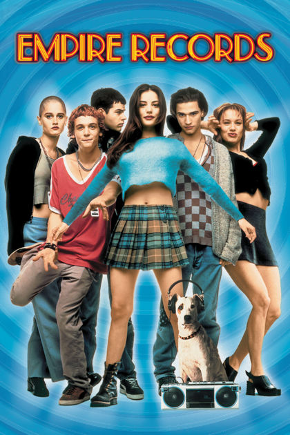 Film Friday:  Life Lessons from Empire Records