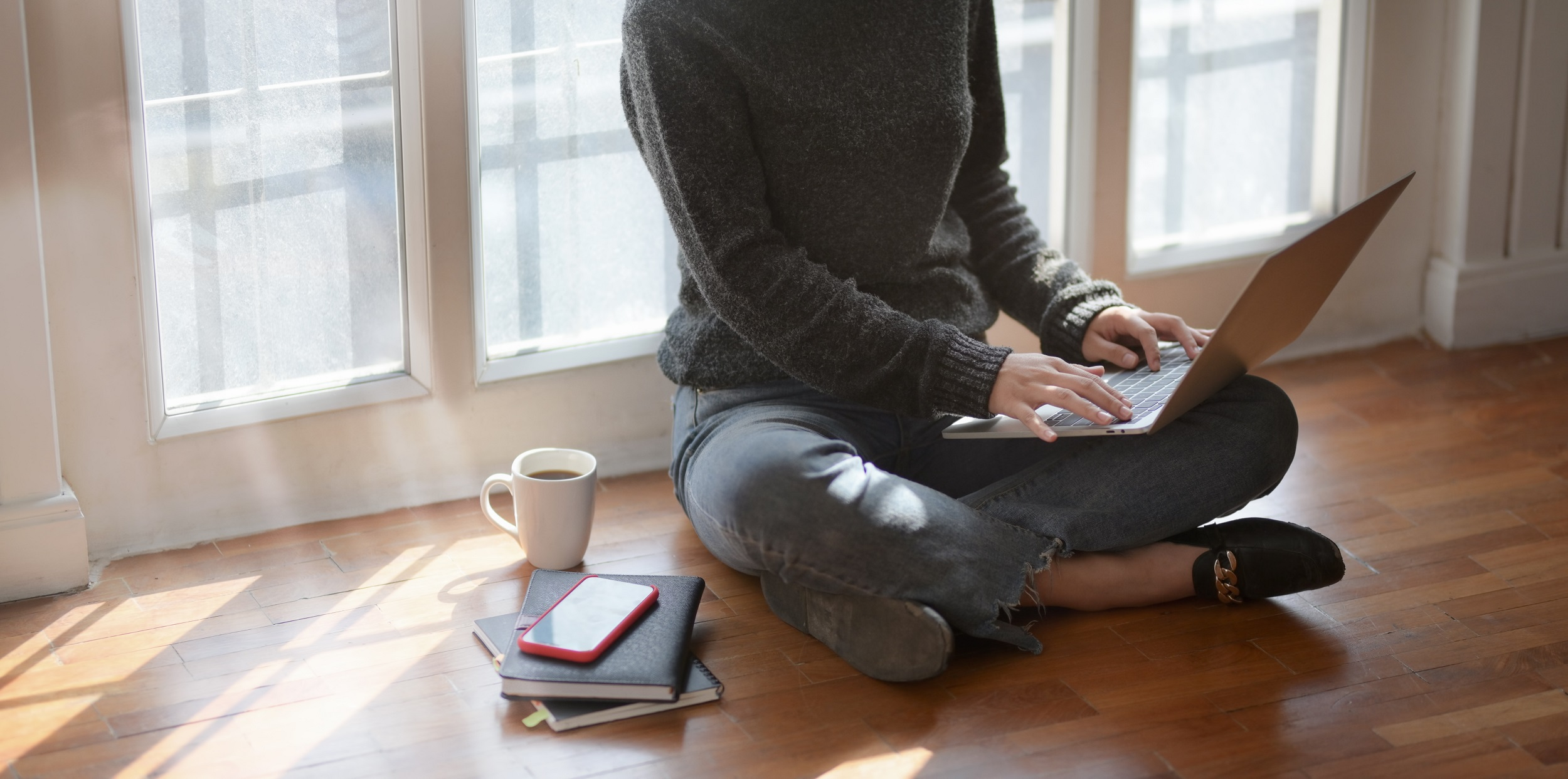 12 Creative Rituals to make the most out of working from home